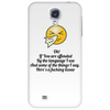 funny ,humour satire OH! IF YOU ARE OFFENDED BY THE LANGUAGE I USE AND SOME OF THE THINGS I SAY.HERE Phone Case