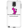 FUNNY HUMOUR SATIRE THERE ARE TWO SIDES TO EVERY STORY YOUR SIDE CAN KISS MY ASS Phone Case