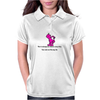 FUNNY HUMOUR SATIRE THERE ARE TWO SIDES TO EVERY STORY YOUR SIDE CAN KISS MY ASS Womens Polo