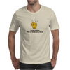 funny humour smile satire who cut the fucking cheese Mens T-Shirt