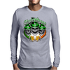 Funny Irish Skulls Mens Long Sleeve T-Shirt