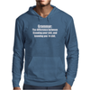 Funny KNOWING YOUR GRAMMAR Mens Hoodie