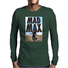 Funny  Mad Max and Dog, Ideal Gift Or Birthday Present Mens Long Sleeve T-Shirt