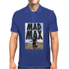 Funny  Mad Max and Dog, Ideal Gift Or Birthday Present Mens Polo