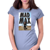 Funny  Mad Max and Dog, Ideal Gift Or Birthday Present Womens Fitted T-Shirt