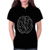 FUNNY Male Brain Ideal Birthday Gift or Present Womens Polo