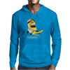 Funny Men's Minion Banana Despicable Me 2 Mens Hoodie