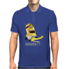 Funny Men's Minion Banana Despicable Me 2 Mens Polo