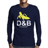 Funny Mens T-Shirt Dolce & banana Mens Long Sleeve T-Shirt
