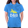 Funny Mens T-Shirt Dolce & banana Womens Polo