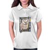 Funny Owl Womens Polo