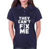Funny Quote Womens Polo