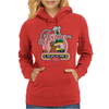 Funny Rude  Beaver Liquors, Ideal Gift Or Birthday Present. Womens Hoodie
