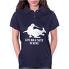 Funny Rude Taste of Kiwi Womens Polo