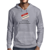 FUNNY SATIRE HUMOUROUS ON THE JOURNEY OF LIFE THERE ARE MANY PATHS TO SELECT THE ONE I LIKED BEST WA Mens Hoodie