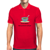 FUNNY SATIRE LAUGH HUMOUROUS CEREAL IS LATIN FOR SHUT UP IT'S ALL I GOT Mens Polo