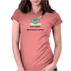 FUNNY SATIRE LAUGH HUMOUROUS CEREAL IS LATIN FOR SHUT UP IT'S ALL I GOT Womens Fitted T-Shirt