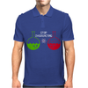 Funny Science Shirt Nerd Mens Polo