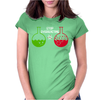 Funny Science Shirt Nerd Womens Fitted T-Shirt