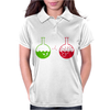 Funny Science Shirt Nerd Womens Polo