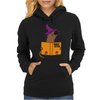 Funny Sea Otter Reading a Book called Hairy Otter Womens Hoodie
