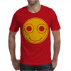 Funny Smiley Face Mens T-Shirt