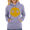 Funny Smiley Face Womens Hoodie