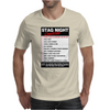Funny Stag Night Checklist, Ideal Gift, Christmas Present Mens T-Shirt