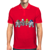 funny Star Wars Droids Ideal Birthday Present or Gift Mens Polo