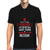 Funny Teacher Mens Polo