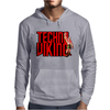 funny Techno Viking 3, Ideal Birthday Present or Gift Mens Hoodie