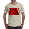 funny Techno Viking 3, Ideal Birthday Present or Gift Mens T-Shirt