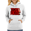 funny Techno Viking 3, Ideal Birthday Present or Gift Womens Hoodie