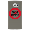 Funny Things.  Not Not Funny Phone Case