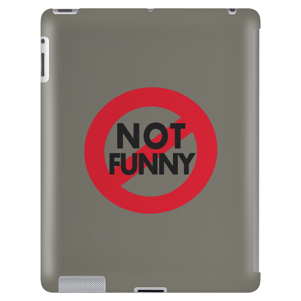 Funny Things.  Not Not Funny Tablet