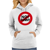 Funny Things.  Not Not Funny Womens Hoodie
