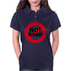 Funny Things.  Not Not Funny Womens Polo