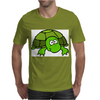 Funny Turtle Mens T-Shirt