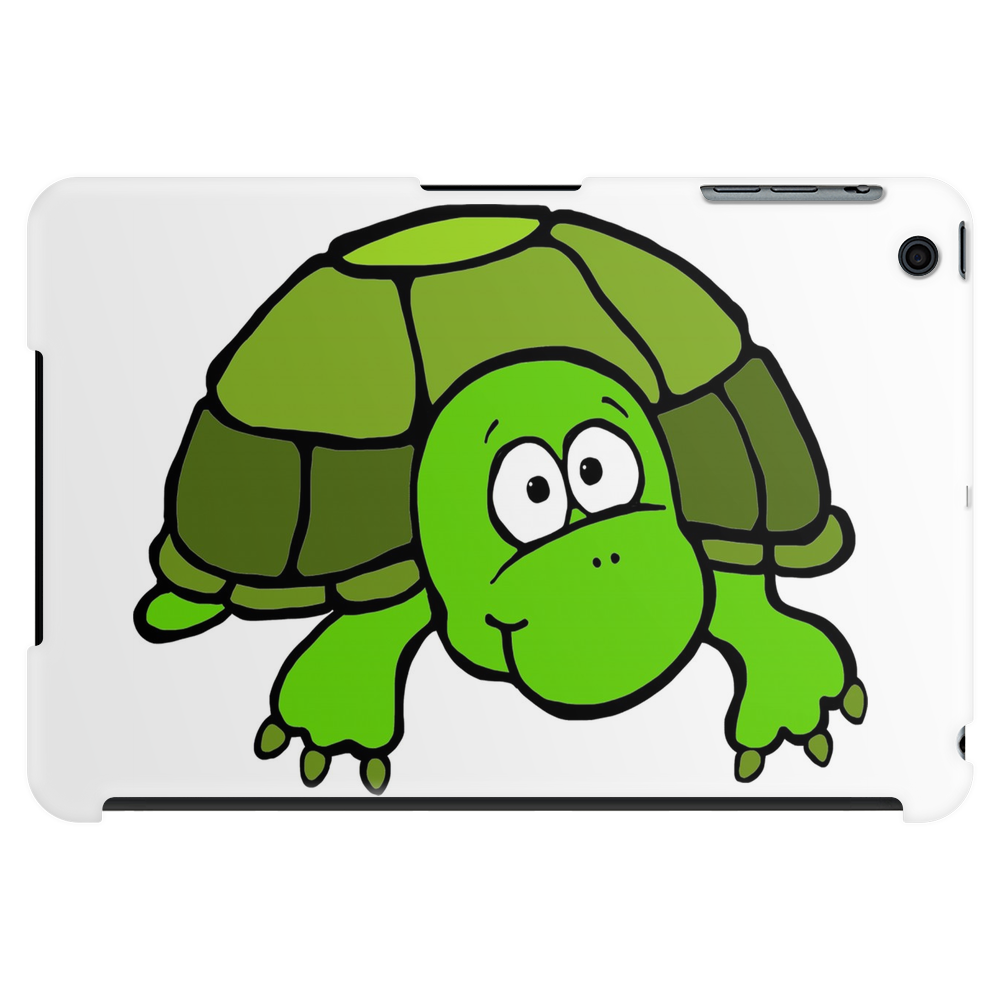 Funny Turtle Tablet