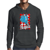 Funny vespa Chequer Board, Ideal Gift Or Birthday Present Mens Hoodie