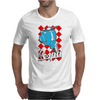 Funny vespa Chequer Board, Ideal Gift Or Birthday Present Mens T-Shirt