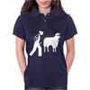 FUNNY Womens Polo