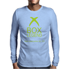 Funny XBOX Legend Mens Long Sleeve T-Shirt