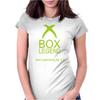 Funny XBOX Legend Womens Fitted T-Shirt