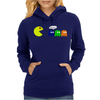 Funny Zombie Womens Hoodie