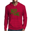 Fur is worn by... Mens Hoodie