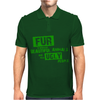 Fur is worn by... Mens Polo