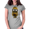 furry Womens Fitted T-Shirt