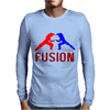 Fusion Mens Long Sleeve T-Shirt