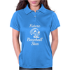 Future Baseball Star Womens Polo
